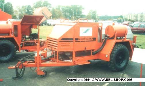 МТЗ-80/82. трактора МТЗ-80/82.  Привод гидросистемы осуществляется, от ВОМ.