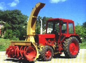 МТЗ-82 МК - Уборочная техника - «Вескос» - Продажа.