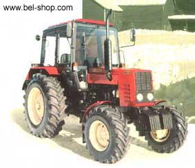 Шасси: Минский тракторный завод
