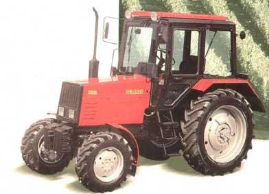 Продукция: Минский тракторный завод