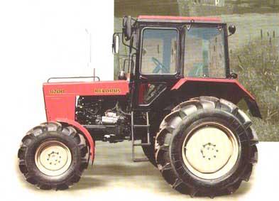 МЛ трактор Беларусь - YouTube