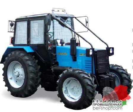 МТЗ 1221.2 - трактор Беларус 1221.2